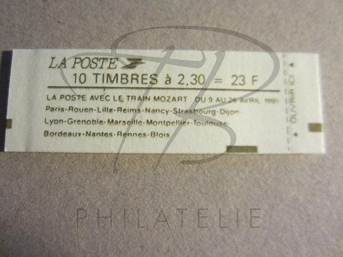 Carnet n°2614-C11a