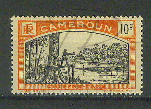 Cameroun taxe n°4 , **