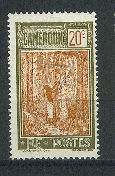 Cameroun n°112 , *