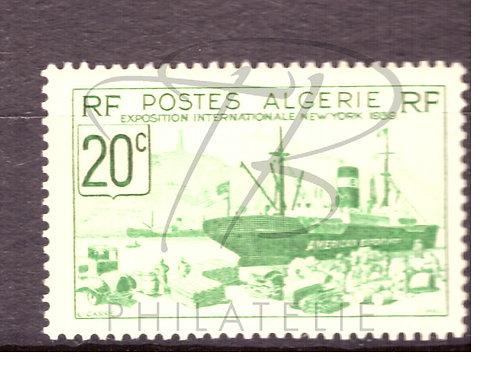 Algérie n°153 , *