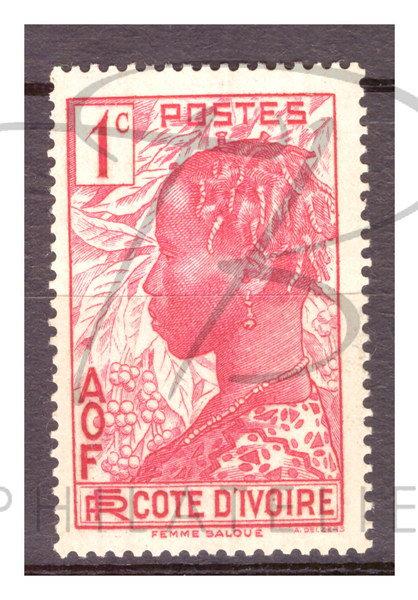 Côte d'Ivoire n°109 , *