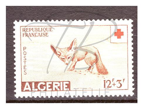 Algérie n°343 , **