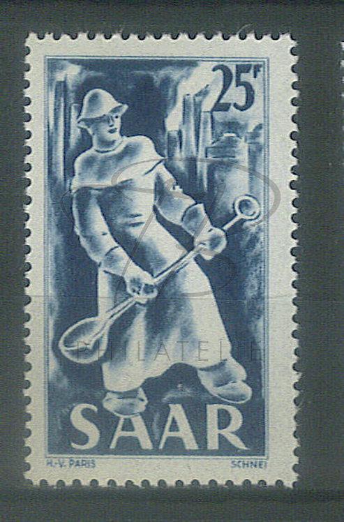 Sarre n°261, ** (a)