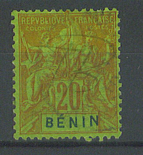 Bénin n°39