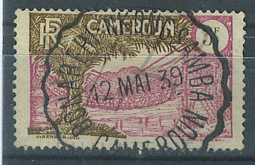 "Cameroun n°148 , ""BONABERI-NKONGSAMBA"""