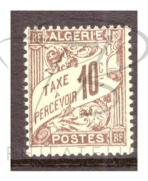 Algérie taxe n°2 , *
