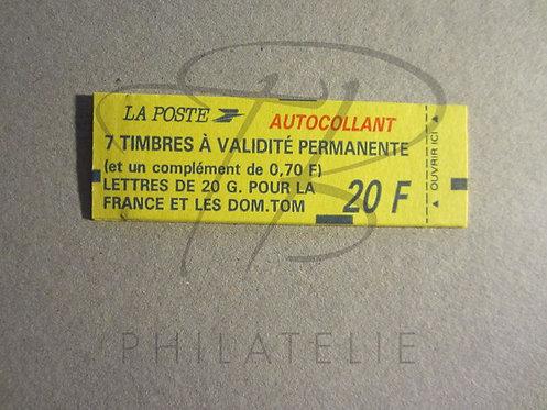 Carnet mixte n°1503