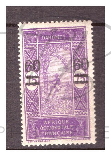 Dahomey n°66 , *