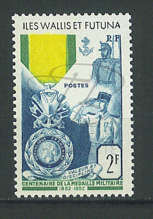 Wallis et Futuna n°156 , **