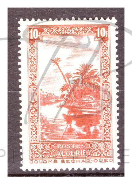 Algérie n°125 , *