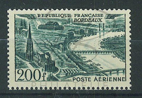 France P.A. n°25 , **