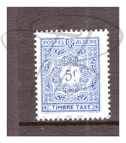 Algérie taxe n°41 , **