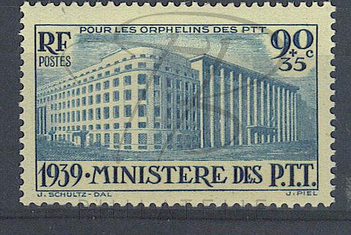 France n°424 , **