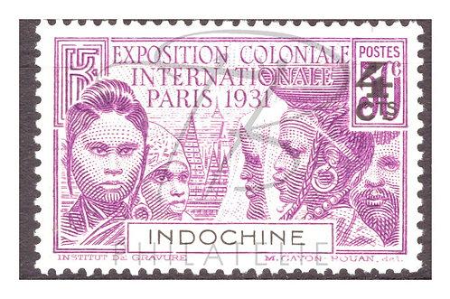 Indochine n°147 , *