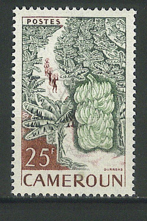 Cameroun n°309 , **