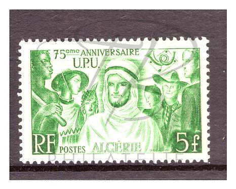 Algérie n°276 , *