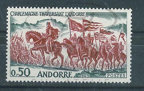 Andorre n°167 , **