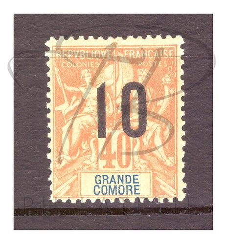 Grande Comore n°26 , *
