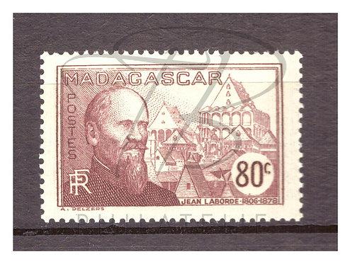 Madagascar n°202 , **