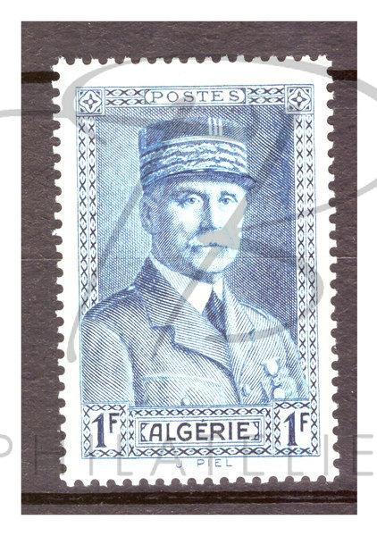 Algérie n°168 , *