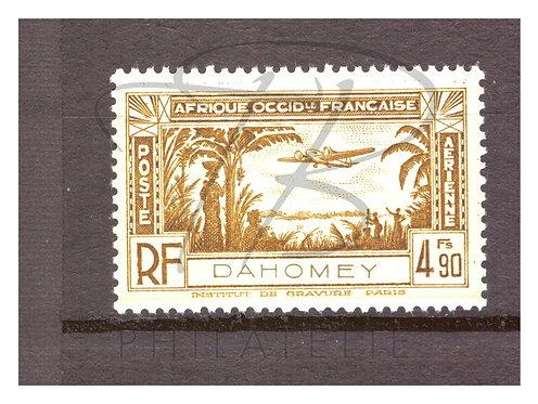 Dahomey P.A. n°4 , *