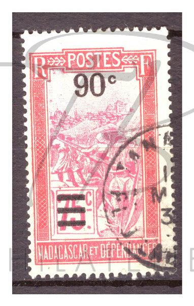 Madagascar n°150