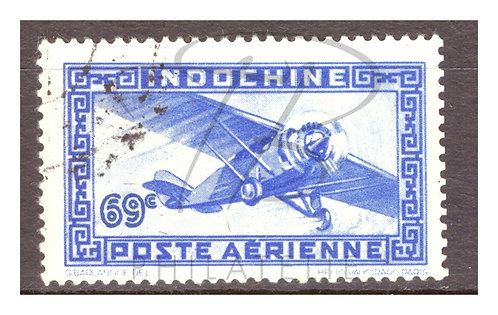Indochine P.A. n°34