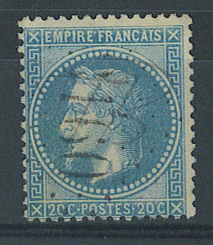 France n°29B , G.C. 3160 : La Roche-Canillac