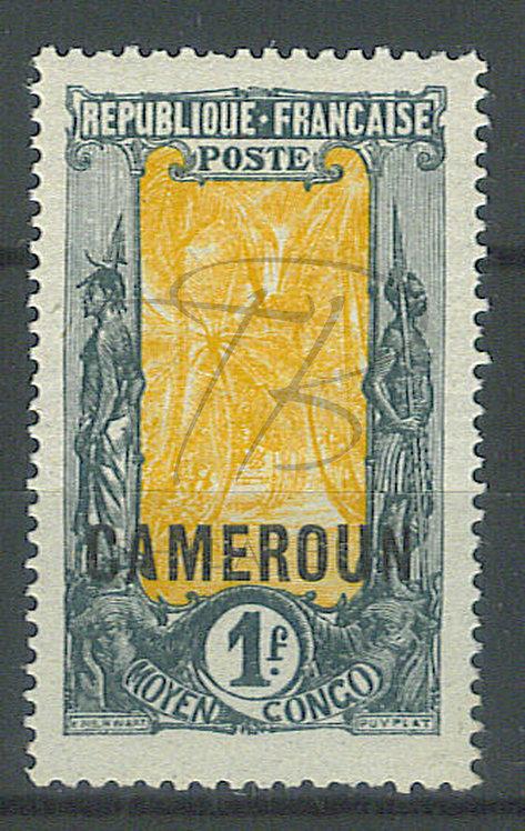 Cameroun n°98 , *