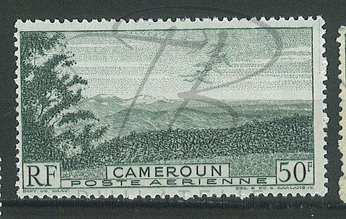 Cameroun P.A. n°38 , *