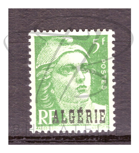 Algérie n°240 , *