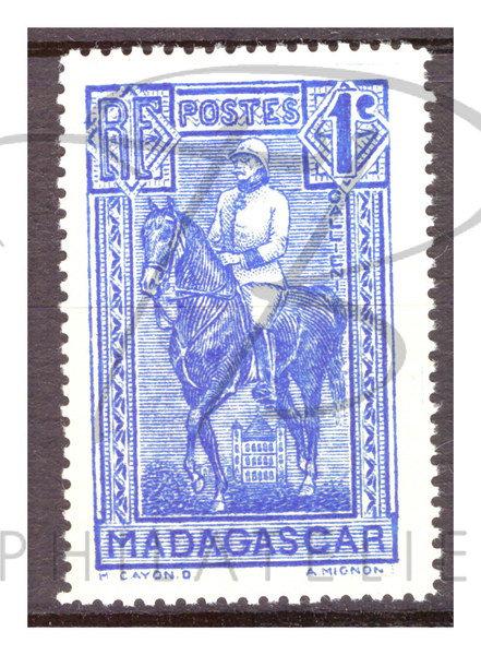 Madagascar n°183 , **
