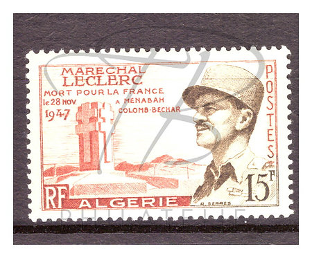 Algérie n°338 , **
