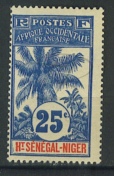 Haut-Sénégal et Niger n°8 , *
