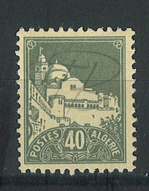 Algérie n°172 , *