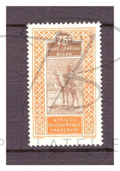 Haut-Sénégal & Niger n°31 , *