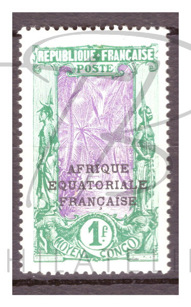 Congo n°86 , *