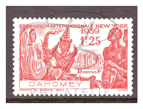 Dahomey n°113 , **