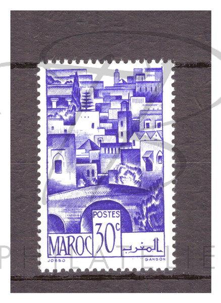 Maroc n°248 , **
