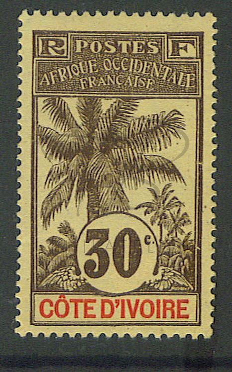 Côte d'ivoire n°28 , *