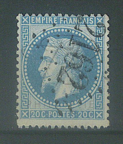 France n°29B , G.C. 2162 : Maiche