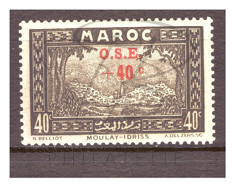 Maroc n°156 , *