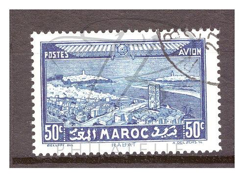 Maroc P.A. n°34