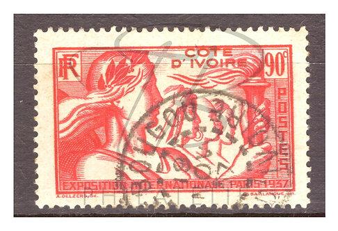 Côte d'Ivoire n°137