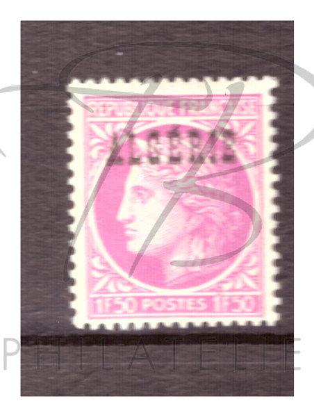 Algérie n°229 , **