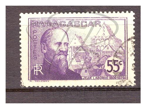 Madagascar n°200 , **