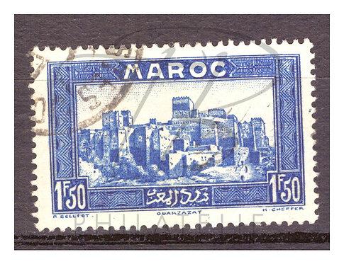 Maroc n°144