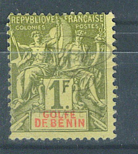 Bénin n°32 , * (b)