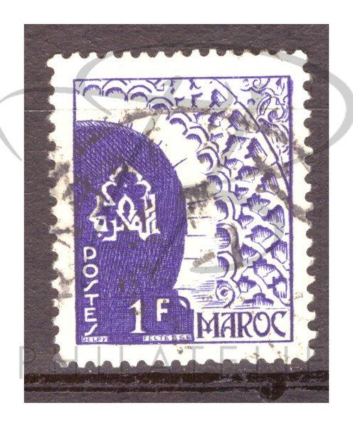 Maroc n°279