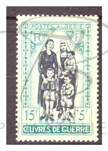 Algérie n°330 , *